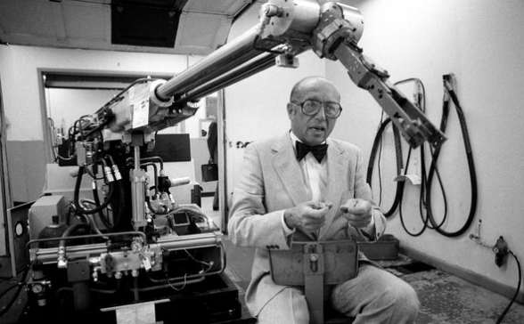 Father of Robotics - Joseph F. Engelberger