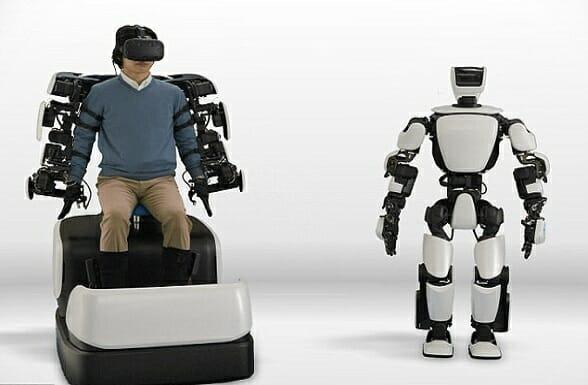 Robot Operators