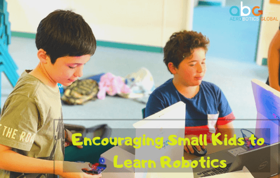 Encouraging Small Kids to Learn Robotics