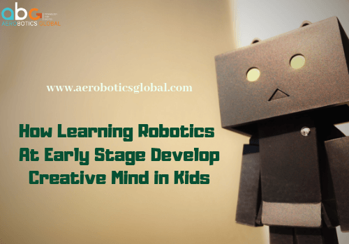 How Learning Robotics At Early Stage Develop a Creative Mind in Kids