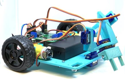Student's robot