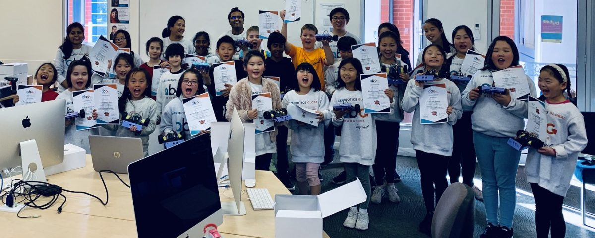 Robotics Holiday Program in Melbourne