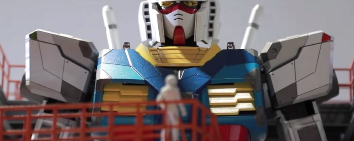 Gundam Robot - Japan