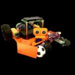 Wireless Soccer Bot
